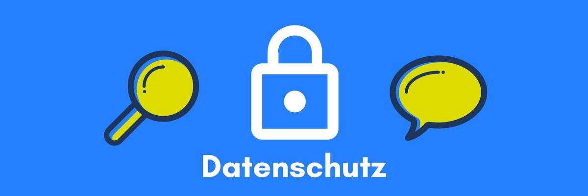 Datenschutzerklärung Website